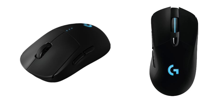 G Pro Wireless vs G703 Hero