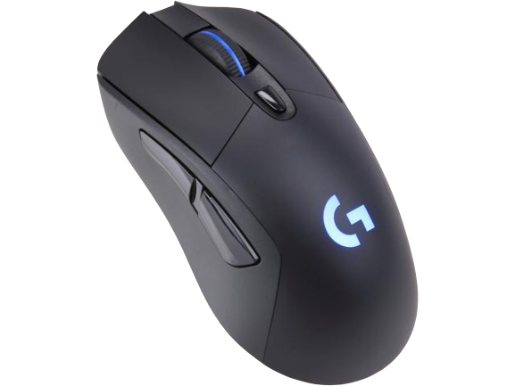 Logitech G703 and G703 Hero Wireless Mouse