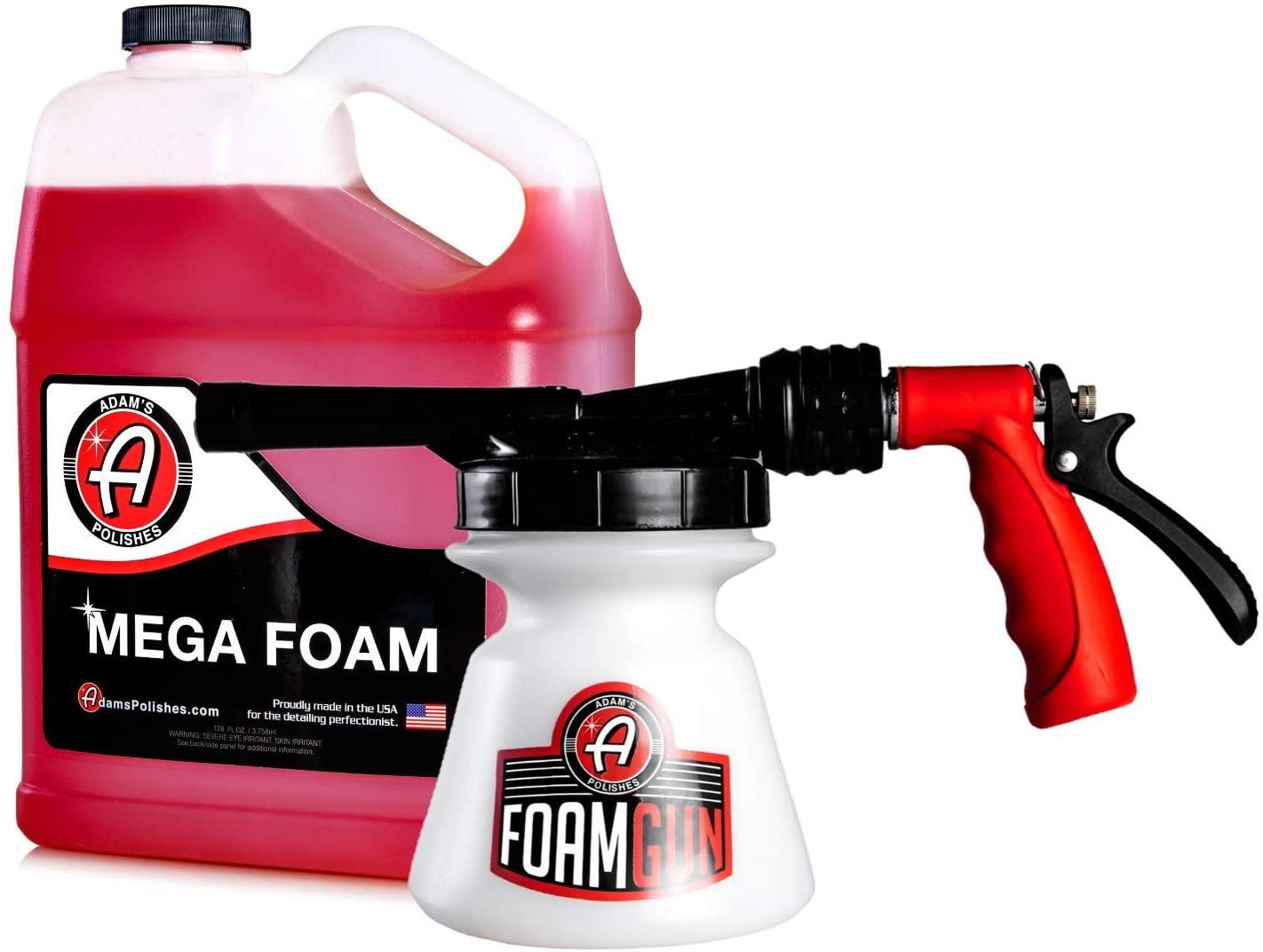 foam gun hose attachments them wash pick mega luxury